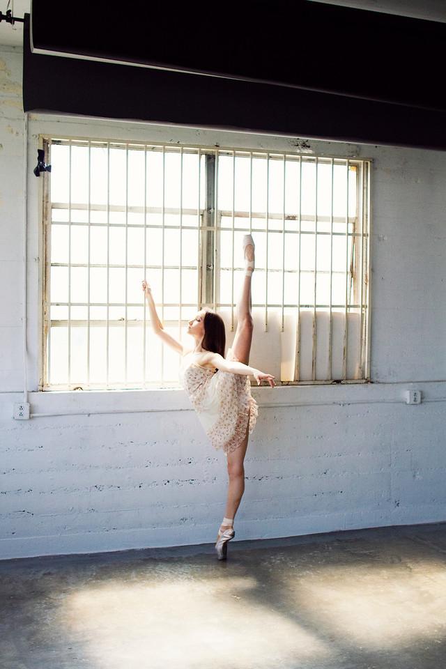 Dancer - Clarissa May.<br /> <br /> Location - California.<br /> <br /> Ballet Zaida is on Instagram. Username: BalletZaida