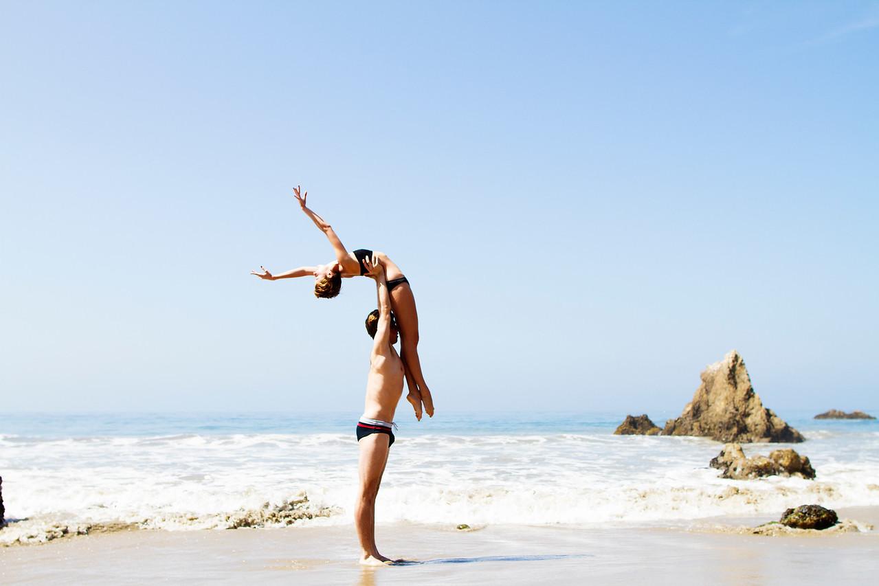 Affinities - Stephen Jacobsen & Nicole Voris.<br /> <br /> Location - California.<br /> <br /> Ballet Zaida is on Instagram. Username: BalletZaida