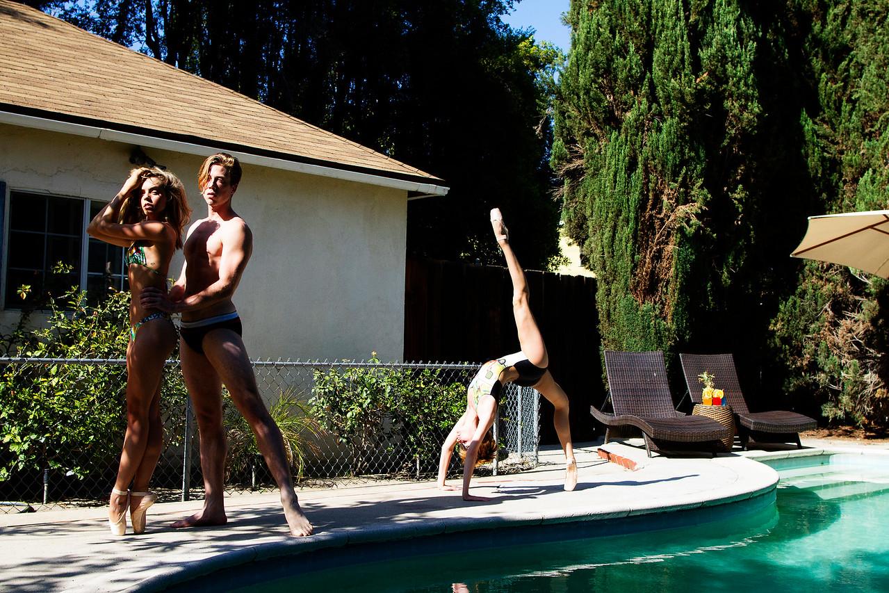 Affinities - Morgan Quinn, Stephen Jacobsen & Nicole Voris.<br /> <br /> Wearing - Poprageous.<br /> <br /> Location - Los Angeles, California. <br /> <br /> Ballet Zaida is on Instagram. Username: BalletZaida