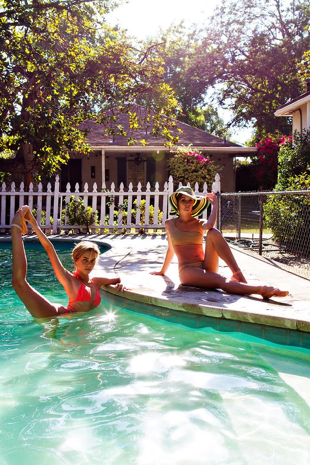 Affinities - Morgan Quinn & Nicole Voris.<br /> <br /> Location - Los Angeles, California. <br /> <br /> Ballet Zaida is on Instagram. Username: BalletZaida