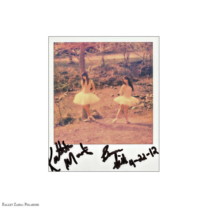 Dancers - Kathleen Martin & Beckanne Sisk.<br /> <br /> Location - Salt Lake City, Utah.<br /> <br /> Film - PX 680 Color Shade.<br /> <br /> © 2012 Oliver Endahl