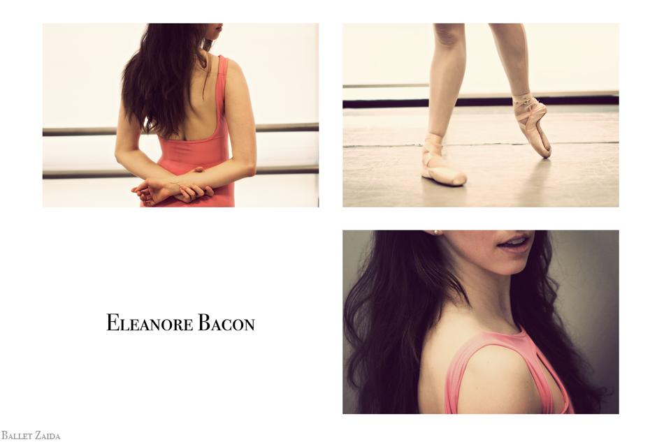 Dancer - Eleanore Bacon.<br /> <br /> © 2012 Oliver Endahl