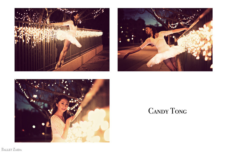 Dancer - Candy Tong.<br /> <br /> © 2012 Oliver Endahl