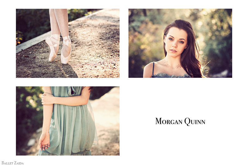 Dancer - Morgan Quinn.<br /> <br /> © 2012 Oliver Endahl