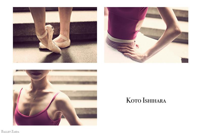 Dancer - Koto Ishihara.<br /> <br /> © 2012 Oliver Endahl