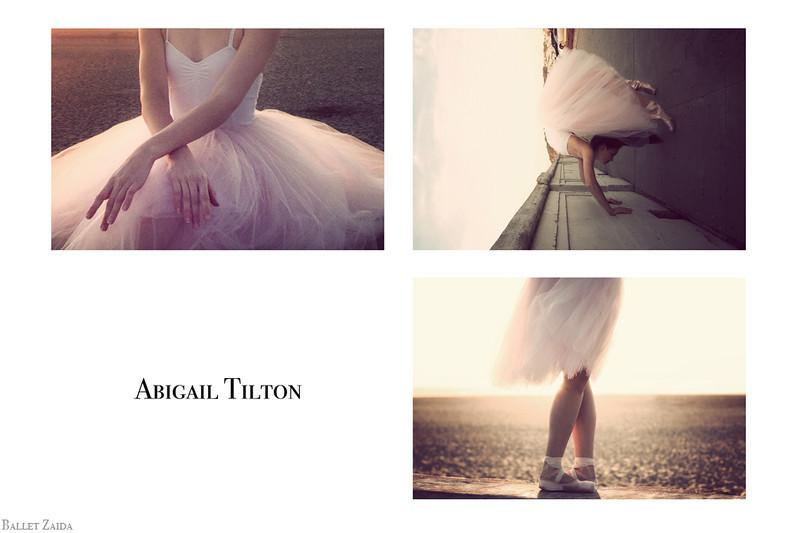 Dancer - Abigail Tilton.<br /> <br /> © 2012 Oliver Endahl