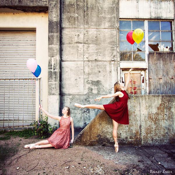 Ballet Zaida: The Balloons