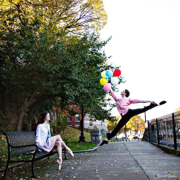 Dancers - Caitlin McAvoy & Andres Garcia.<br /> <br /> Location - Boston, Massachusetts. <br /> <br /> © 2012 Oliver Endahl