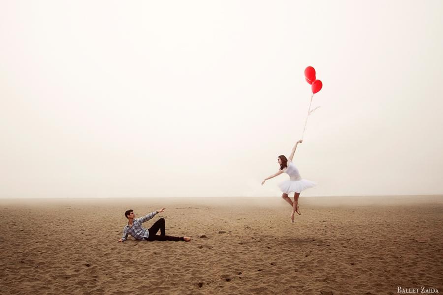 Dancers - Devon Carbone & Ellen Hummel.<br /> <br /> Location - Ocean Beach. San Francisco, California.<br /> <br /> © 2012 Oliver Endahl