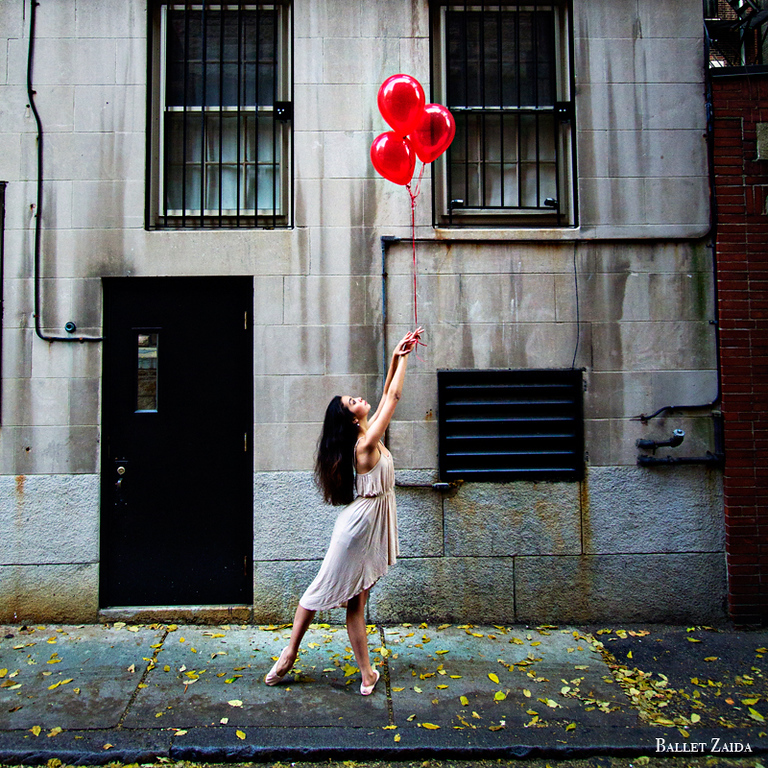 Dancer - Kathryn McDonald. <br /> <br /> Location - Boston, Massachusetts. <br /> <br /> © 2012 Oliver Endahl