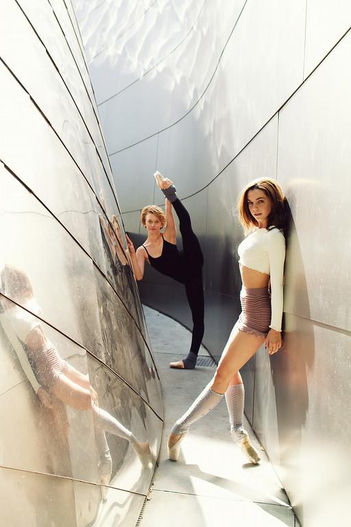 Affinities - Morgan Quinn & Alanna Christina.