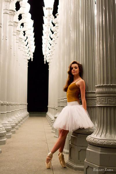 Dancer - Morgan Quinn.<br /> <br /> Location - Los Angeles County Museum of Art. <br /> <br /> © 2013 Oliver Endahl