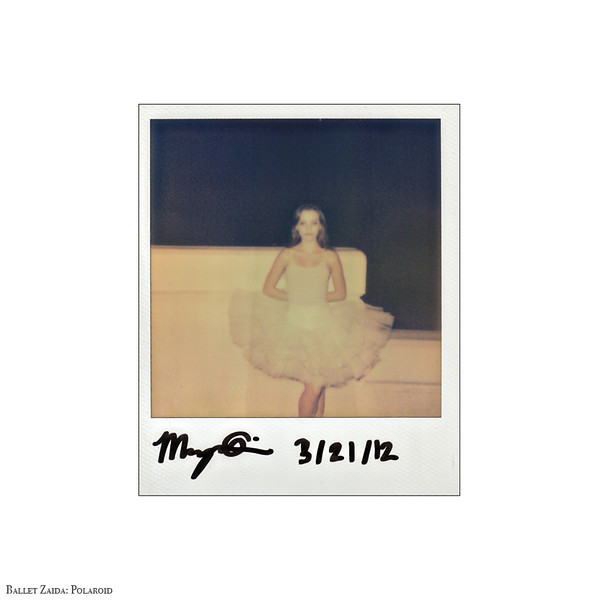 Dancer - Morgan Quinn.<br /> <br /> Location - Los Angeles, California.<br /> <br /> Film - PX 680 Color Shade.<br /> <br /> © 2012 Oliver Endahl