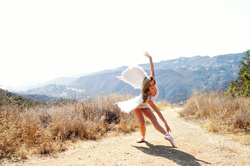 Dancer - Morgan Quinn.<br /> <br /> Location - Los Angeles, California. <br /> <br /> © 2013 Oliver Endahl