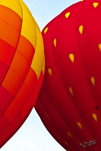 The Adirondack Balloon Festival