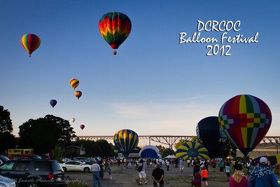 Dutchess County Regional Chamber Of Commerce Balloon Festival 2012