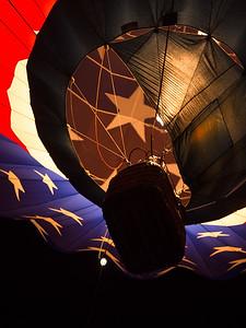 Dawn Patrol American Flag