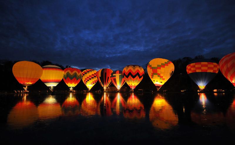 Twilight Glow Balluminaria