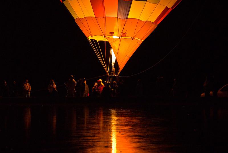 Doc's Party  - Balluminaria Balloon Glow