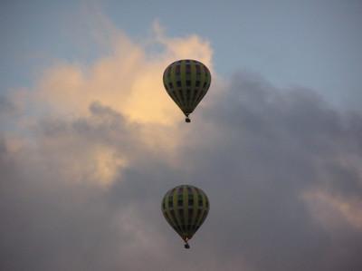 X Balloon Rides