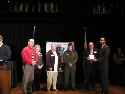 Govenor's Award 2011