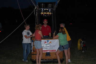 Touchstone Energy Balloon Fest