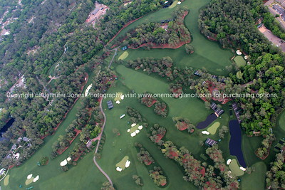 Golfing in Augusta 2012