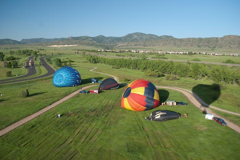 Hot Air Ballooning June 14th 2009-32