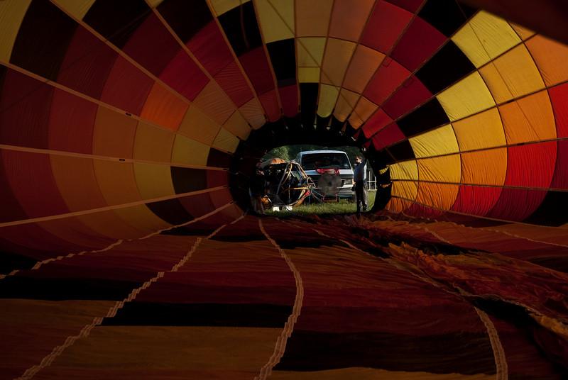 Hot Air Ballooning June 14th 2009-13