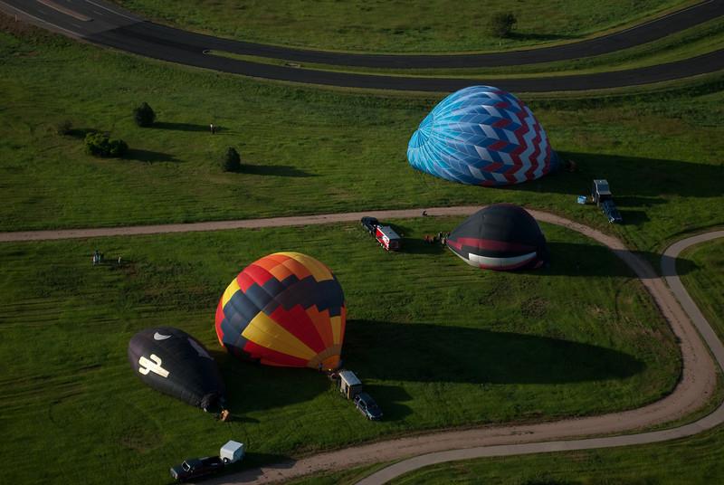 Hot Air Ballooning June 14th 2009-36