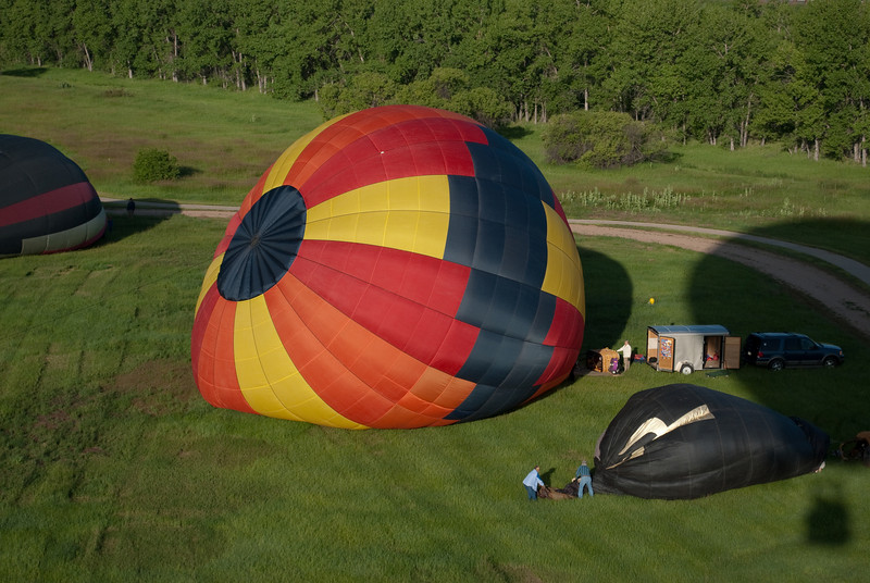 Hot Air Ballooning June 14th 2009-31