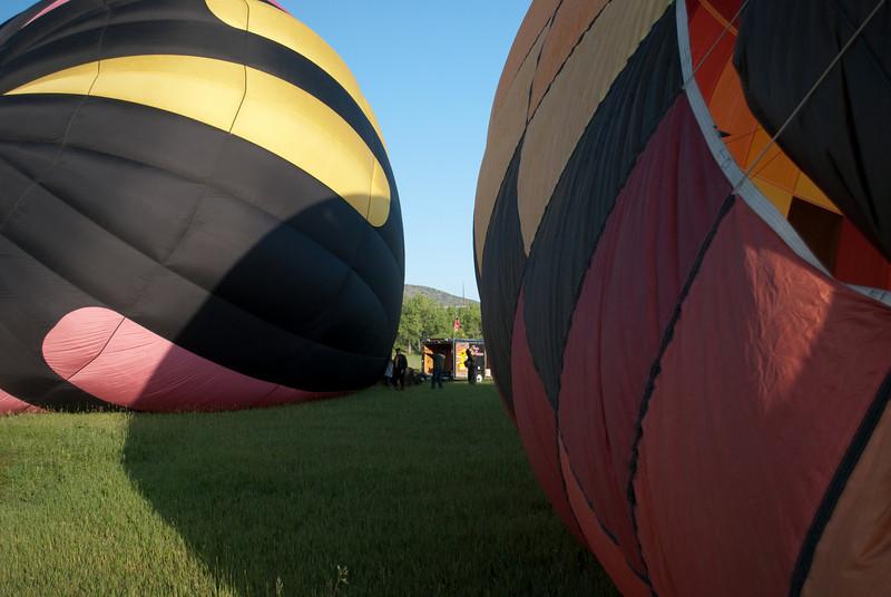 Hot Air Ballooning June 14th 2009-14