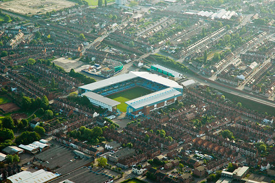 Highfield Road Stadium, ex-home of Coventry FC