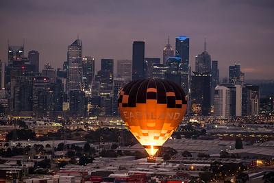Melbourne. Victoria, 2018