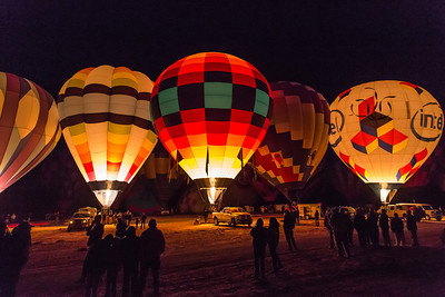 Red Rock Balloon Rally, Gallup, NM
