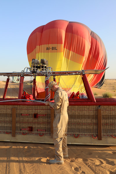 A6-BIL | Balloon Adventures Dubai