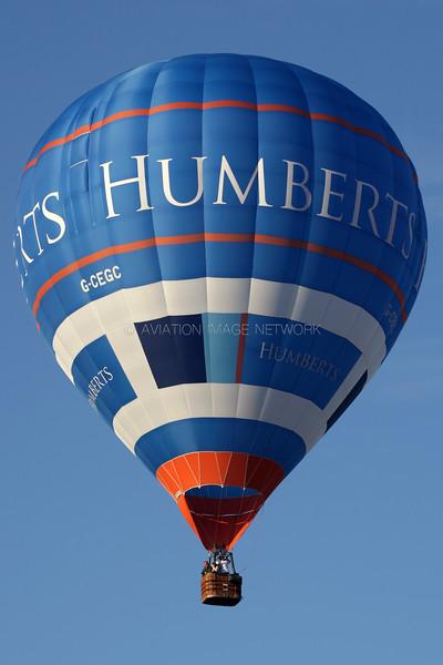 G-CEGC | Cameron Z-105 | The Balloon Company Ltd