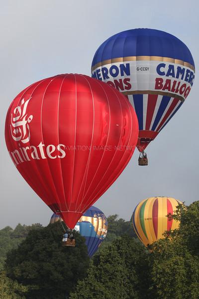 N45098 | Cameron Z-105 | Cameron Balloons New Mexico