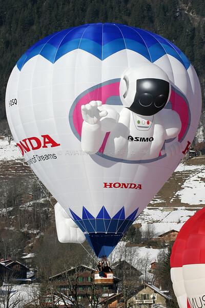HB-QSQ | Cameron Z-105 | Honda