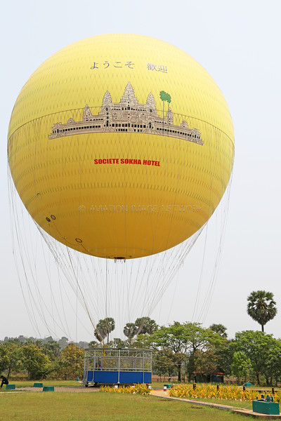Angkor Sokha Hotel Yellow Balloon