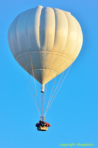 America's Challenge gas balloon launch