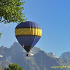 Flying the Tetons :