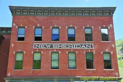 The New Sheridan Hotel