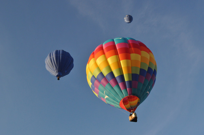 Hudson Valley Balloon Festival, 2011