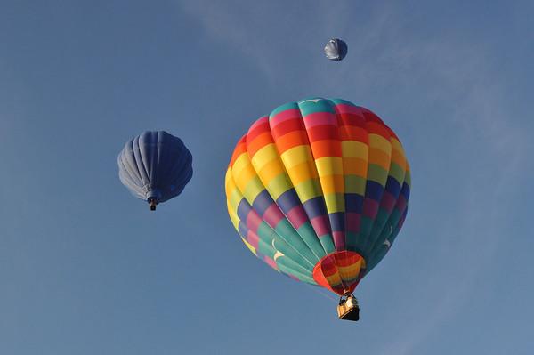 Hudson Valley Balloon Festival, 2011