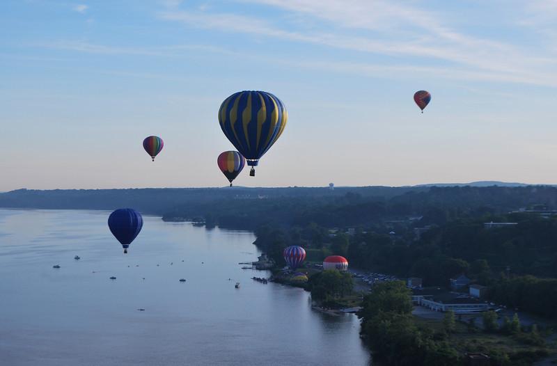 Hudson Valley Balloon Festival, 2010