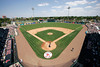 FORT MYERS, FL, March 29, 2006: A view of the field from the roof at City of Palms Park. (Brita Meng Outzen)