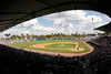 FORT MYERS, FL  March 8, 2011: The Boston Red Sox streak of consecutive sellouts of Grapefruit League (non-exhibition) games at City of Palms Park is snapped at 109. The sellout streak began March 16, 2003. (Brita Meng Outzen/Boston Red Sox)