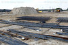 Feb. 16, 2011, Fort Myers, Fla: Construction materials lie on the ground at the new Red Sox Spring Training Ballpark and Player Development Complex located on Daniels Parkway. The new Complex is slated to open in 2012.. (Brita Meng Outzen/Boston Red Sox)