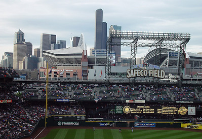 Safeco Field- Seattle